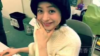 2016年新年のあいさつに、野崎萌香ちゃんが編集部に遊びに来てくれました!