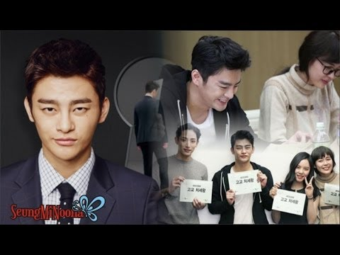 High School King (Korea Drama) - Script Reading & Teasers