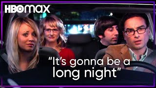 The Big Bang Theory   Bernadette & Howard's First Date Takes a Turn   HBO Max