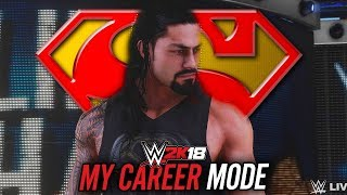 WWE 2K18 My Career Mode - Ep 21 - SUPERMAN LIVES!!