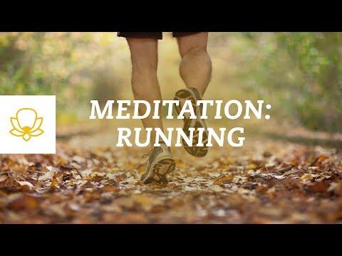Guided Running Meditation [30 Min Mindfulness + 20 Min Open Meditation]