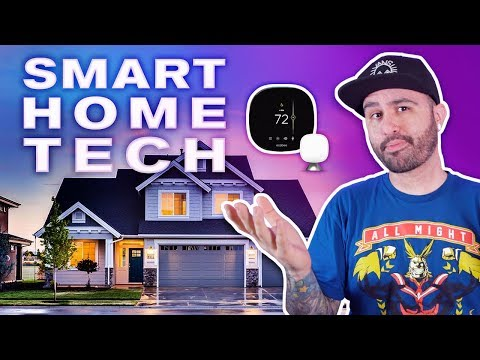 Upgraded 2019 Smart Home Tech w/ Ecobee Smart Thermostat