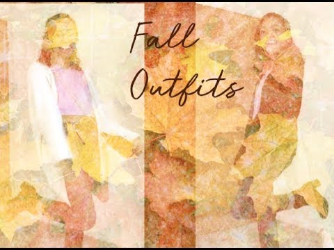 [VIDEO] - Fall Outfits 4