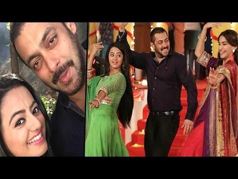 Salman Khan & Sonam Kapoor On SWARAGINI To Promote Prem Ratan Dhan Payo