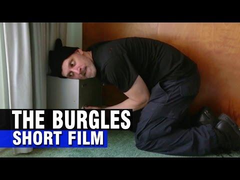 """The Burgles"" Comedy Short Film"