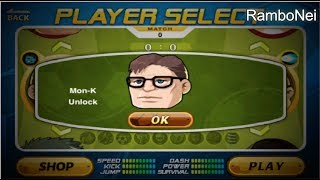Head Soccer - HULK in Fight MODE *Monk-K Purchase Completed* - UFO MINIGAME DONE