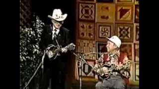Jethro Burns, Red Rector, and Bill Monroe -