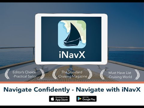 Install Charts For INavX On Your Android Device