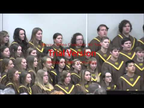 Waynedale High School Symphonic Choir Ezekiel saw de Wheel/ Riversong