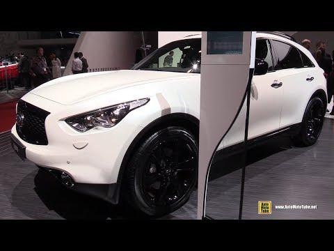 2017 Infiniti QX70 S Exterior and Interior Walkaround 2017 Geneva Motor Show