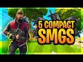 COMPACT SMG'S (P90) Are ALL You Need | Fortnite Battle Royale