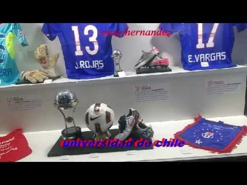 Universidad de chile_video museo u de chile youtube_Enzo-D