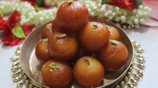 बिना मावा गुलाब जामुन बनाने का आसान तरीका | Gulab Jamun Premix recipe | Diwali sweet recipe |