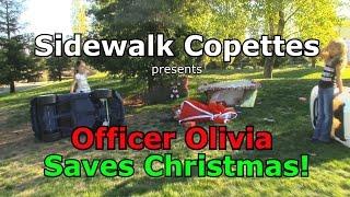 Sidewalk Copettes Christmas Episode: Officer Olivia Saves Christmas