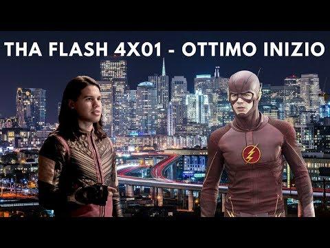 The Flash 4x01