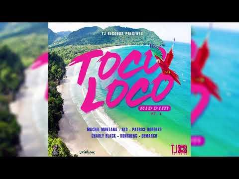 Toco Loco Riddim Mix ▶NOV 2018▶ Konshens,Charly Black,Machel Montana,Kes & More (Tj Records)
