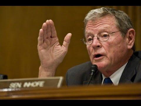 Jim Inhofe Shocked Democrats Are Good People
