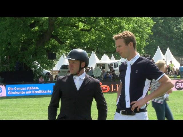 Impressionen vor der 2  Qualifikation - DKB-Riders Tour Hamburg