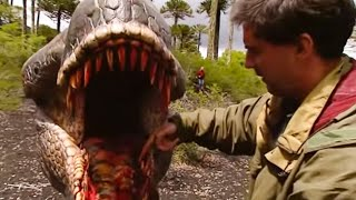 The Making of Walking with Dinosaurs in HQ Part 1 - BBC