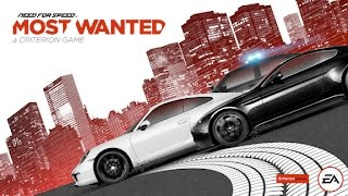 NUM 6 on need for speed most wanted 2012 pc game