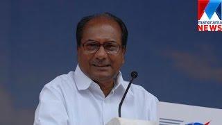 Erhöhung der Anzahl der fehlenden Fälle erstellen Schock, sagt AK Antony | Manorama News