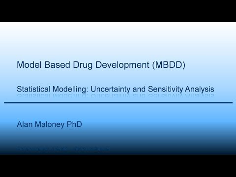 L6 - Statistical Modelling - Uncertainty and Sensitivity Analysis