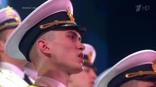 【日露字幕】祖国の守護者の日のためのコンサート ロシア軍歌メドレー