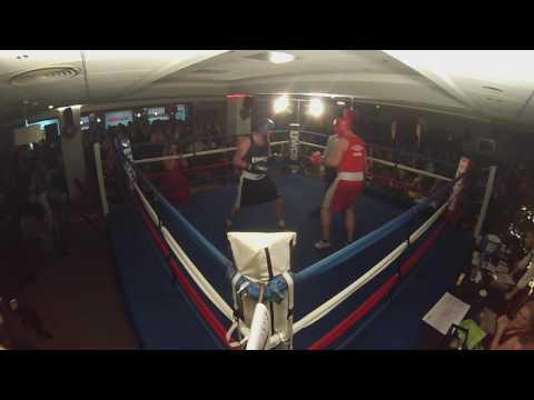 Ultra White Collar Boxing Sheffield | Ashley Mosley VS Dan Lambert