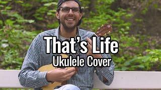 Frank Sinatra - That's Life (Ukulele Cover)