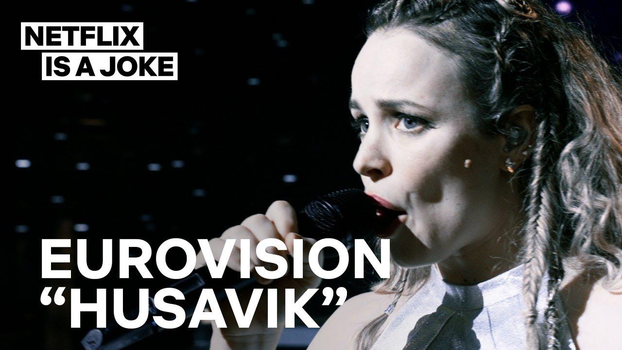 Eurovision   Husavik Full Song   Netflix Is A Joke