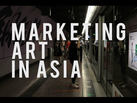 Marketing art in Asia and The King of Kowloon