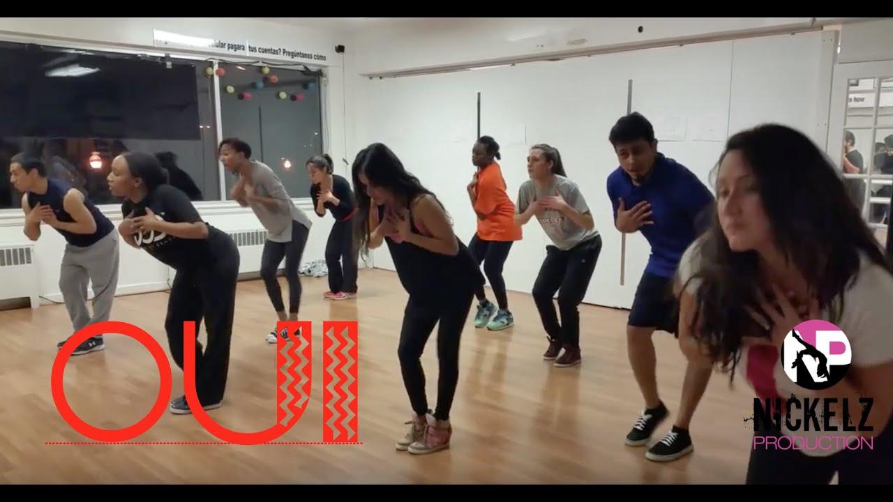 OUI - Jeremih   BEGINNER   @DancinNickel Choreography ...