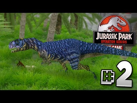 Download Youtube: It's Going To Eat The Goat? - Jurassic Park Operation Genesis | Ep2