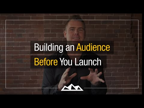 Building an Audience Before You Launch | Dan Martell