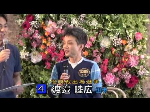 2019.06.16 ボートレース戸田 12R 優勝戦出場選手インタビュー
