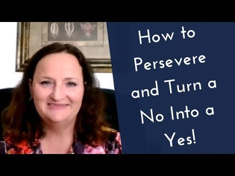 How to Persevere and Turn a No Into a Yes ft Entrepreneur Roxanne Stone, Ep5