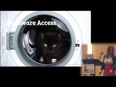 Tomomi Imura: The Current State of the Mobile Web