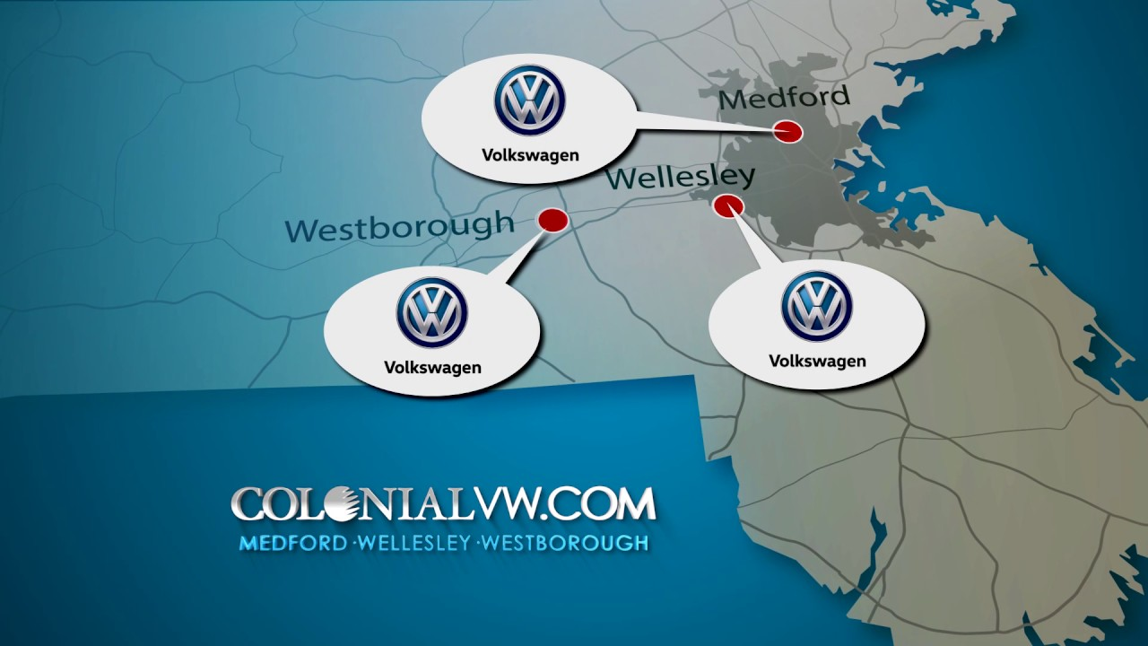 Colonial vw of westborough jetta