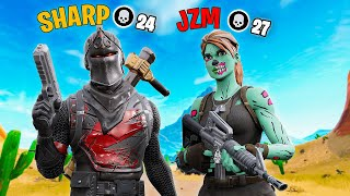 51 Kill Duo Record!! World Record Season X Fortnite