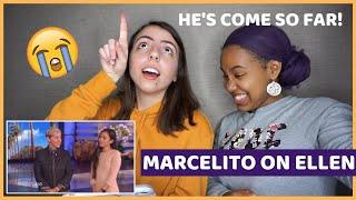 Download lagu Marcelito Pomoy on Ellen
