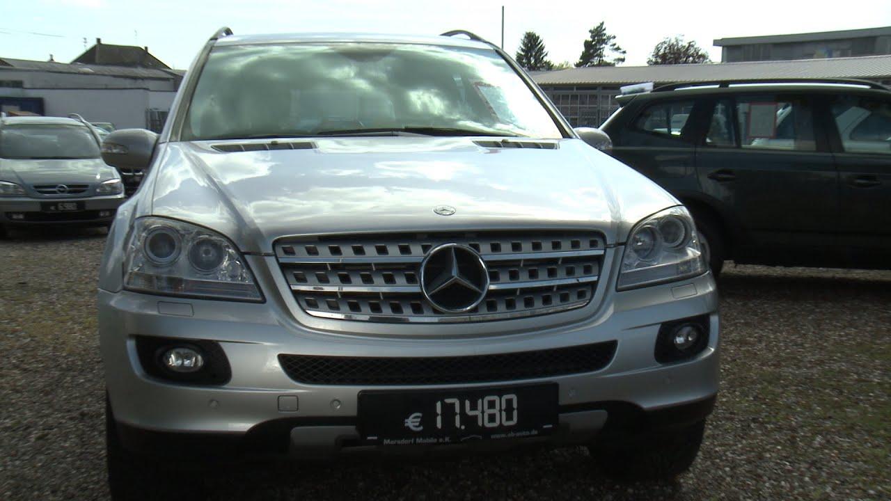 Autohaus Online Mercedes Benz Ml 320 Cdi Bi Xenon