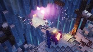 Minecraft Dungeons: Creeping Winter (忍び寄る冬) - 公式ローンチトレーラー