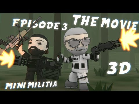 Mini militia the movie: hacker origins episode 3_full