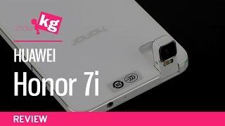 Huawei Honor 7i Review [4K]