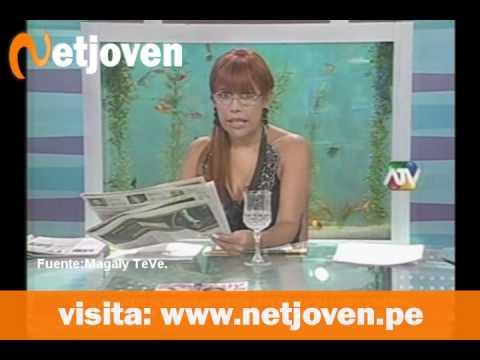 Magaly Medina: Responde a Monica Hoyos y Conductores de Antena 3 (Magaly TeVe 20 de Agosto de 2009)