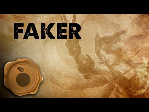 """Pro Replay: """"Faker""""   Ahri vs Annie   Ranked - Challenger   League of Legends Gameplay"""