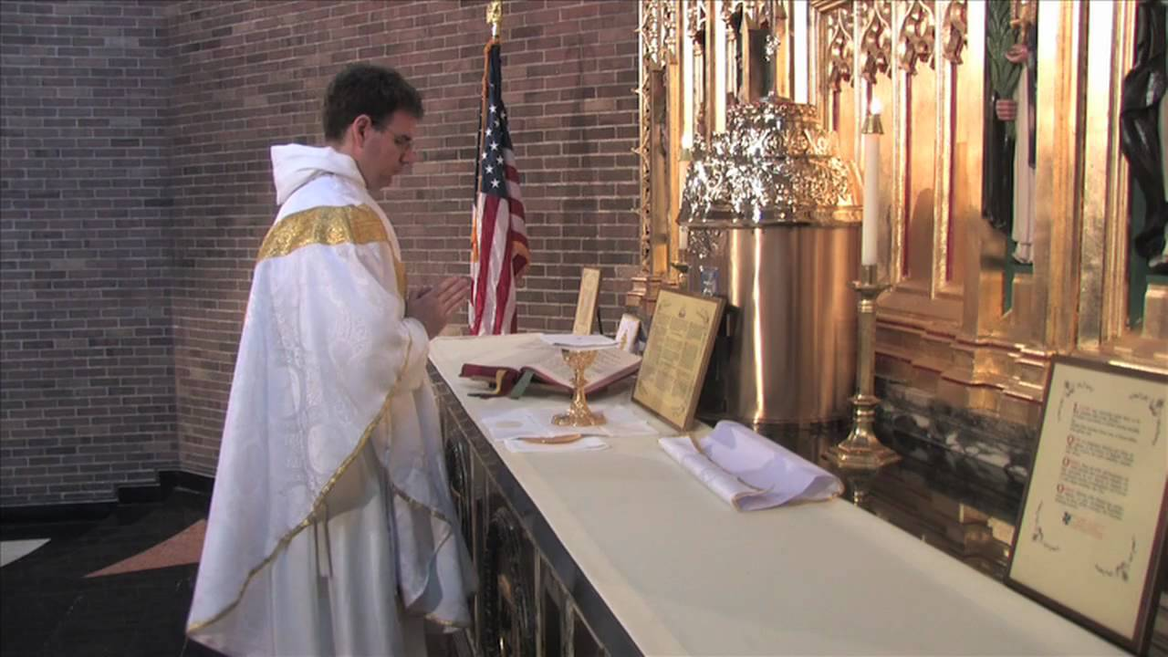 Dominican Rite Low Mass (Commentary)