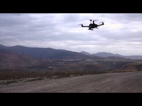 The AD-Talon Drone - the perfect training quadcopter