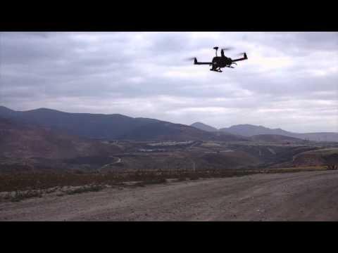The AD-Talon Drone - the perfect training quadcopter