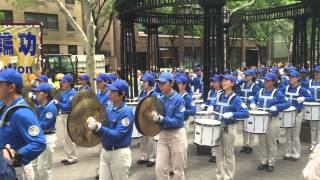 2015 05 15 new york tianguo band the stars and stripes forever 紐約天國樂團 星條旗永不落
